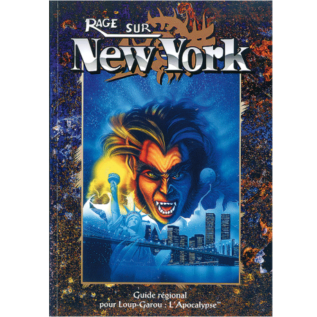 Rage sur New-York