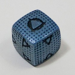 1d6 Smasher Bleu Unlimited