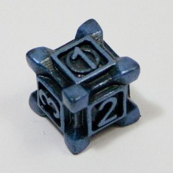 d6 Swarm Bleu Unlimited
