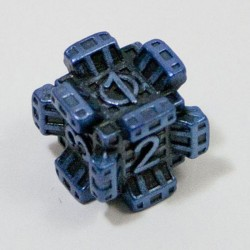 d6 Fortress Bleu Unlimited