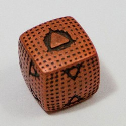 1d6 Smasher Orange Unlimited