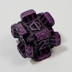 d6 Fortress Violet Unlimited