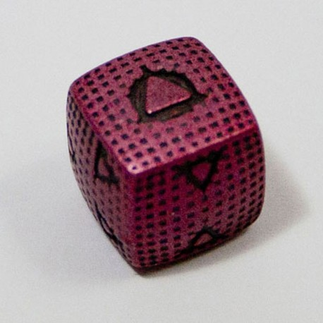 d6 Smasher Rouge Unlimited
