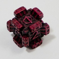 d6 Fortress Rouge Unlimited