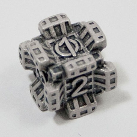 1d6 Fortress Blanc Unlimited