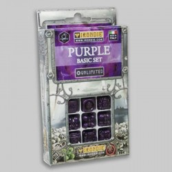 Irondie Basic Unlimited Set - 9d6 Violets
