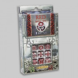 Irondie Battle Set - 9d6 Rouges