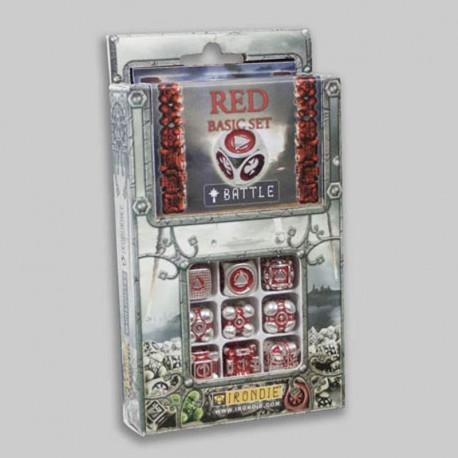 9d6 Rouges Battle Set - Irondie