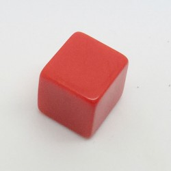 d6 opaque vierge rouge
