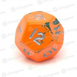 d12 toxic orange - vert (chemical)